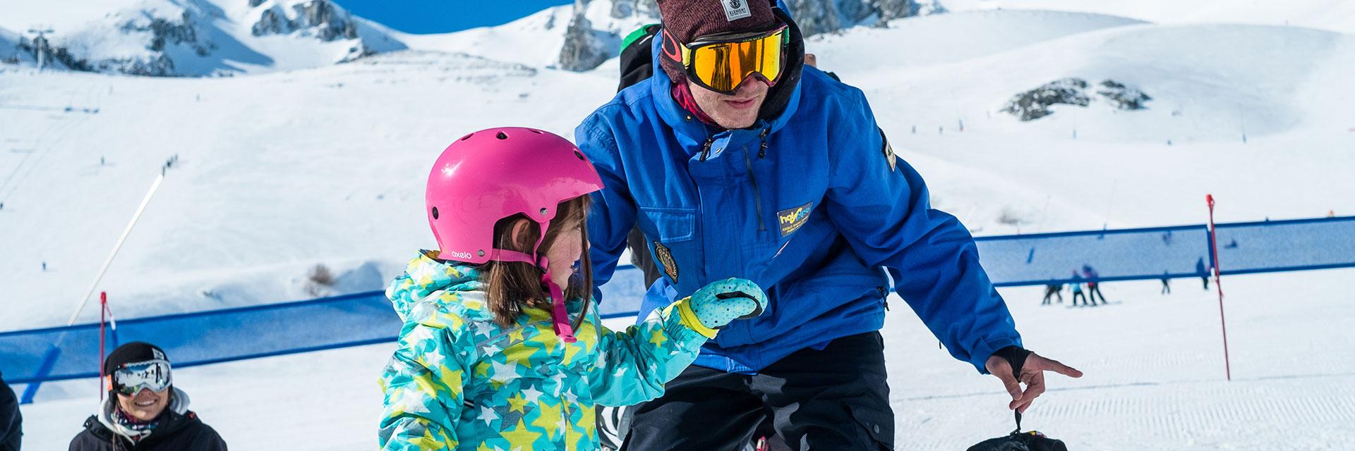 SnowboardEscuelaSanIsidroPortLaEscuela